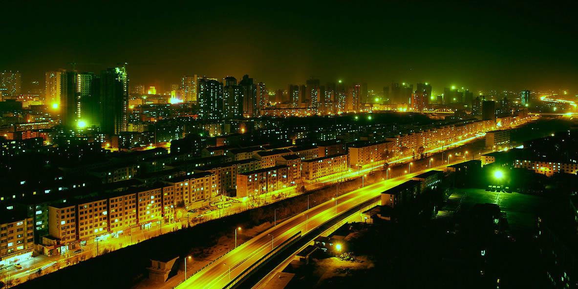 高架景观照明设计